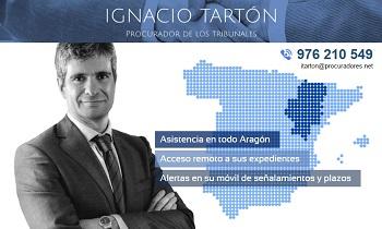 Procurador en Zaragoza